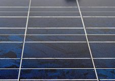 Solar panels Stock Photography