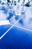 Solar panels Stock Image