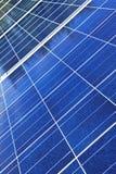 Solar panels Stock Image