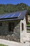 Solar panels Royalty Free Stock Photo