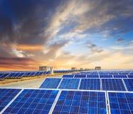 Free Solar Panels Stock Photography - 45820332