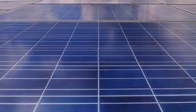 Solar panels background Royalty Free Stock Photography