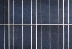 Solar panels. Background of new solar panels Stock Photography