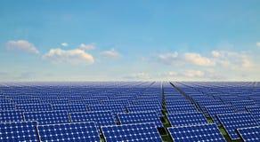 Solar Panels - Background Royalty Free Stock Photo