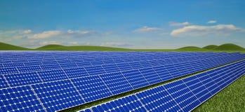 Solar Panels - Background Stock Photos