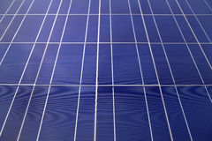 Solar Panels Close Up Royalty Free Stock Photos