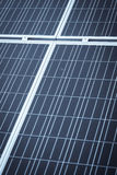 Solar panels detail Stock Photos
