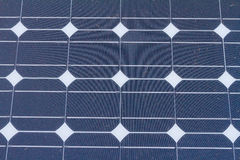 Solar Panels for Electricity Power Royalty Free Stock Image