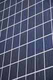 Solar panels - energysaving Royalty Free Stock Image