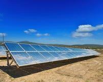 Solar panels Royalty Free Stock Photography