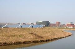Solar panels, Holland Stock Photos