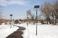 Solar panels - RAW format Royalty Free Stock Photo