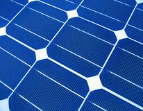 Solar Panels Macro Royalty Free Stock Image
