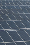 Solar panels, new electricity Stock Photos