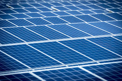 Solar Panels Stock Photos