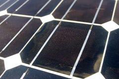 Solar panels texture Stock Photo