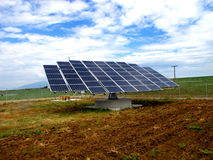 Solar Pannels Royalty Free Stock Images