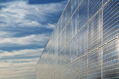 Solar Photovoltaic Cells Royalty Free Stock Photo