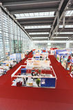 Solar photovoltaic exhibition Royalty Free Stock Images