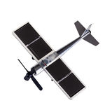Solar plane Royalty Free Stock Photos