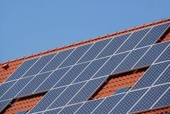 Solar plant 29 Stock Photography