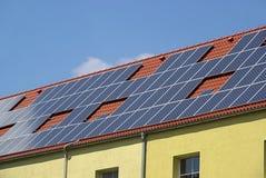 Solar plant 31 royalty free stock photo