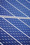 Solar plant Royalty Free Stock Photos