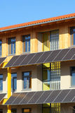 Solar plant Royalty Free Stock Image