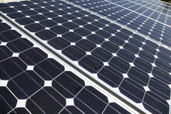 Solar power Stock Image