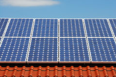 Solar power Stock Photo