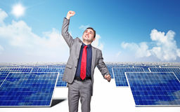 Solar power Stock Photography