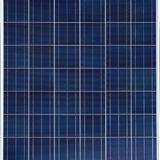 Solar Power Blue Cell. Big Solar Cell Panel Renewable Energy Stock Photography