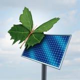 Solar Power Concept Stock Photos