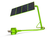 Solar power Stock Photos