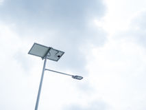 Solar Power LED Street Lighting.
