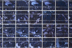 Solar power panel Stock Photo
