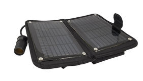 Solar Power Panel Stock Image