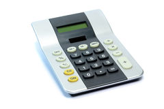 Solar powered calculator Royalty Free Stock Photography