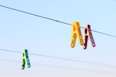 Solar Powered Clothes Dryer Royalty Free Stock Photo