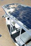 Solar powered tuc tuc Royalty Free Stock Photos
