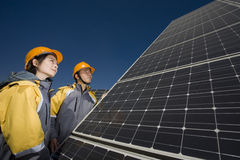 Solar publicity Stock Photography