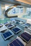 Solar R & D center Stock Image