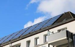 Solar_roof Fotografia de Stock
