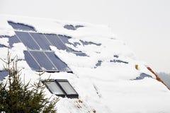 Free Solar Roof Stock Photos - 29486833