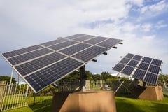 Solar Screens Panels Royalty Free Stock Photography