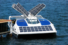 Solar Ship Royalty Free Stock Photography