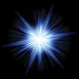 Solar Star Burst Stock Photography