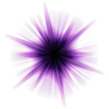 Solar Star Burst Royalty Free Stock Photos