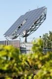 Solar Station Stock Photo