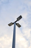 Solar street light Royalty Free Stock Photo